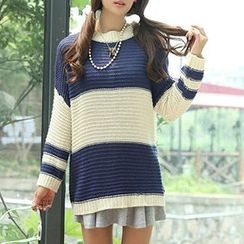 Isadora - Striped Sweater