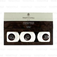 Truefitt & Hill - Sandalwood Luxury Soap (Triple)