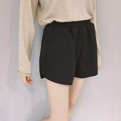 Melon Juice - Wide Leg Shorts