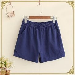 Fairyland - Elastic Waist Shorts