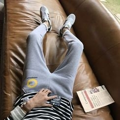 Alvicio - Print Jogger Pants