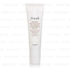 Fresh - Peony Brightening UV Shield SPF 50+ PA++