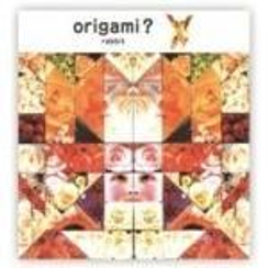 cochae - cochae : collage Series Origami Paper Set Rabbit (5 Sheets Set)
