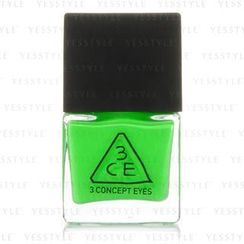 3 CONCEPT EYES - Nail Lacquer (Neon Green)