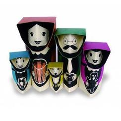 cochae - cochae : Origami Paper Matryoshka Doll