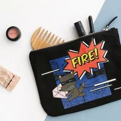 iswas - 'Hello Geeks' Series Pop Art Pouch
