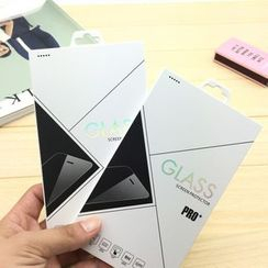 Stardigi - Tempered Glass Protective Film - Apple iPhone 5s / SE / 6 / 6 Plus / 7 / 7 Plus