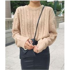 Sienne - Cable Knit Sweater