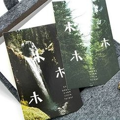 Homey House - Forest Print Postcard Set (30pcs)
