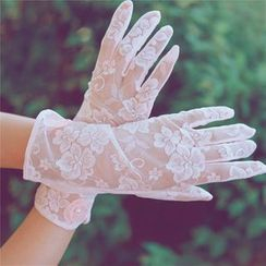 Lose Show - Sunscreen Lace Gloves