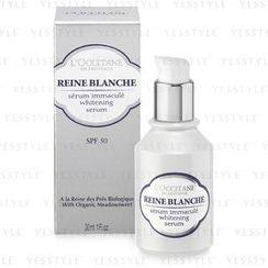 L'Occitane - Reine Blanche Whitening Serum