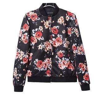 LULUS - Floral Jacket