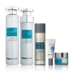 IPKN - Hydro Set: Toner 150ml + Emulsion 120ml + Toner 100ml + Cream 20g + Hyaluronicacid Volume Mix