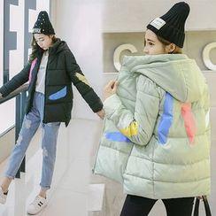 Sienne - Hooded Padded Jacket