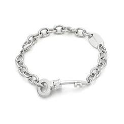 Kenny & co. - 锁匙形精钢手链