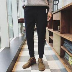 Arthur Look - Drawstring Tapered Pants