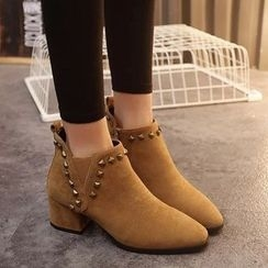 Yoflap - Studded Ankle Boots