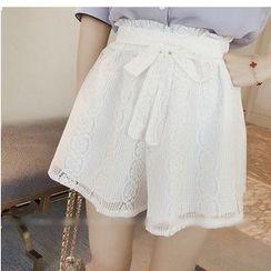 HazyDazy - Lace Shorts