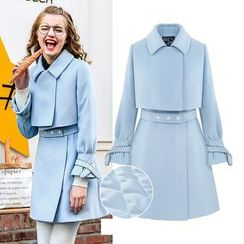 Maeve - Buttoned Coat