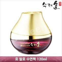 Sooryehan - Hyo Fermented Sleeping Pack 120ml