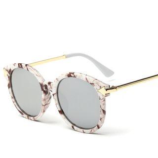 Koon - Metal Arm Round Sunglasses