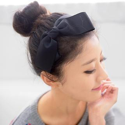 59 Seconds - Grosgrain Bow Hair Band