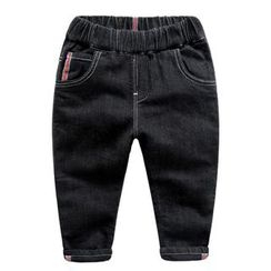 DEARIE - Kids Band Waist Jeans