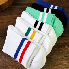 Eureka - Striped Socks