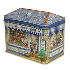iswas - Illustrated Tin Box