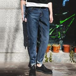 Evolu Fashion - Plain Jeans