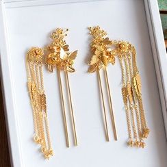 Ashmi - Bridal Dangling Hair Pin