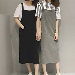 YOSH - Midi  Jumper Dress