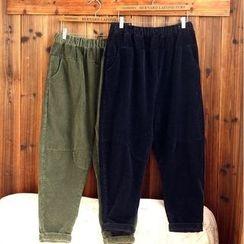 tete - 純色長褲