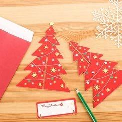 YUNO - 聖誕節立體賀卡