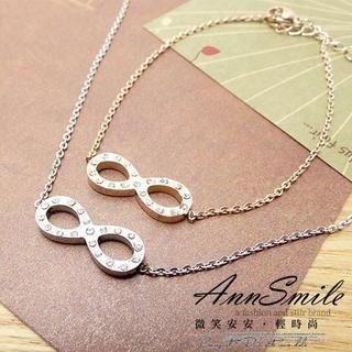 AnnSmile - Infinity Symbol Bracelet