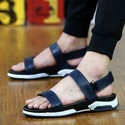 BINSHOU - Plain Sandals