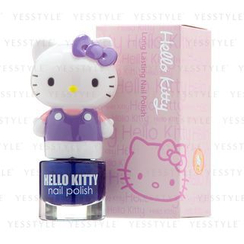 Sanrio - Race Hello Kitty Long Lasting Nail Polish (#01 Blue)