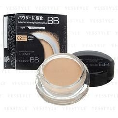Kate - Powdery Mousse BB SPF 30 PA+++(#02 Natural Color)