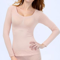Lady Lily - Plain Shaping Top