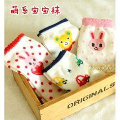 CherryTuTu - Print Kids Socks