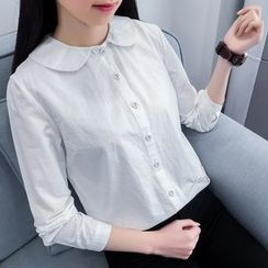 HANIA - Plain Shirt