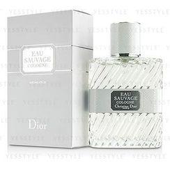 Christian Dior 迪奧 - Eau Sauvage Cologne Spray