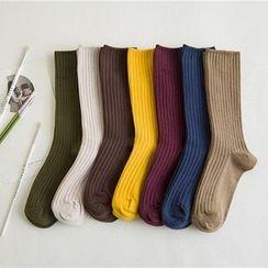 Dollu - Plain Socks