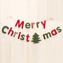 PINOLI - 聖誕裝飾彩旗