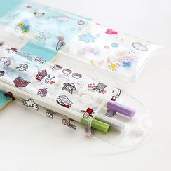 Cute Essentials - Print Pencil Case