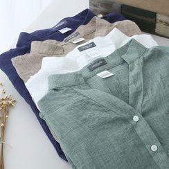 Sienne - Tab Sleeve Shirt