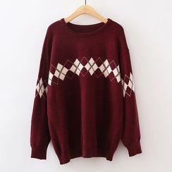 ninna nanna - Patterned Sweater