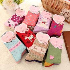 Hera's Place - Printed Socks