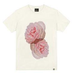 the shirts - Floral Print T-Shirt