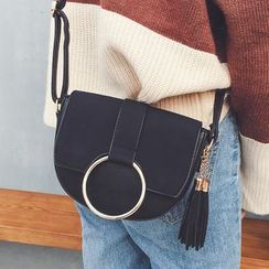 Youshine - Hoop Detail Crossbody Bag